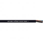 ÖLFLEX Crane Rubber Zwart 5x1,5mm2